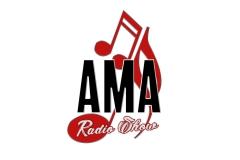 AMA Radio Show Logo Concept